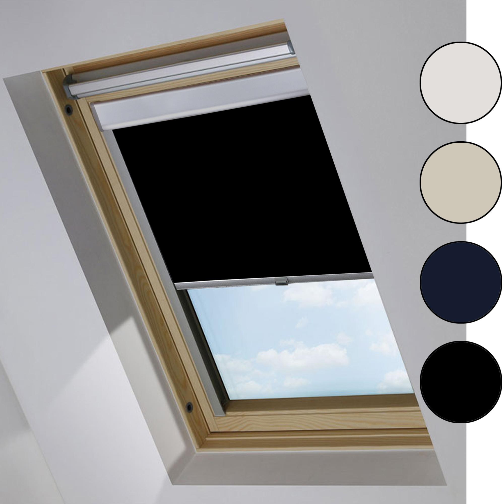 Verdunkelungsrollo passend f r velux dachfenster for Verdunkelungsrollo fur dachfenster