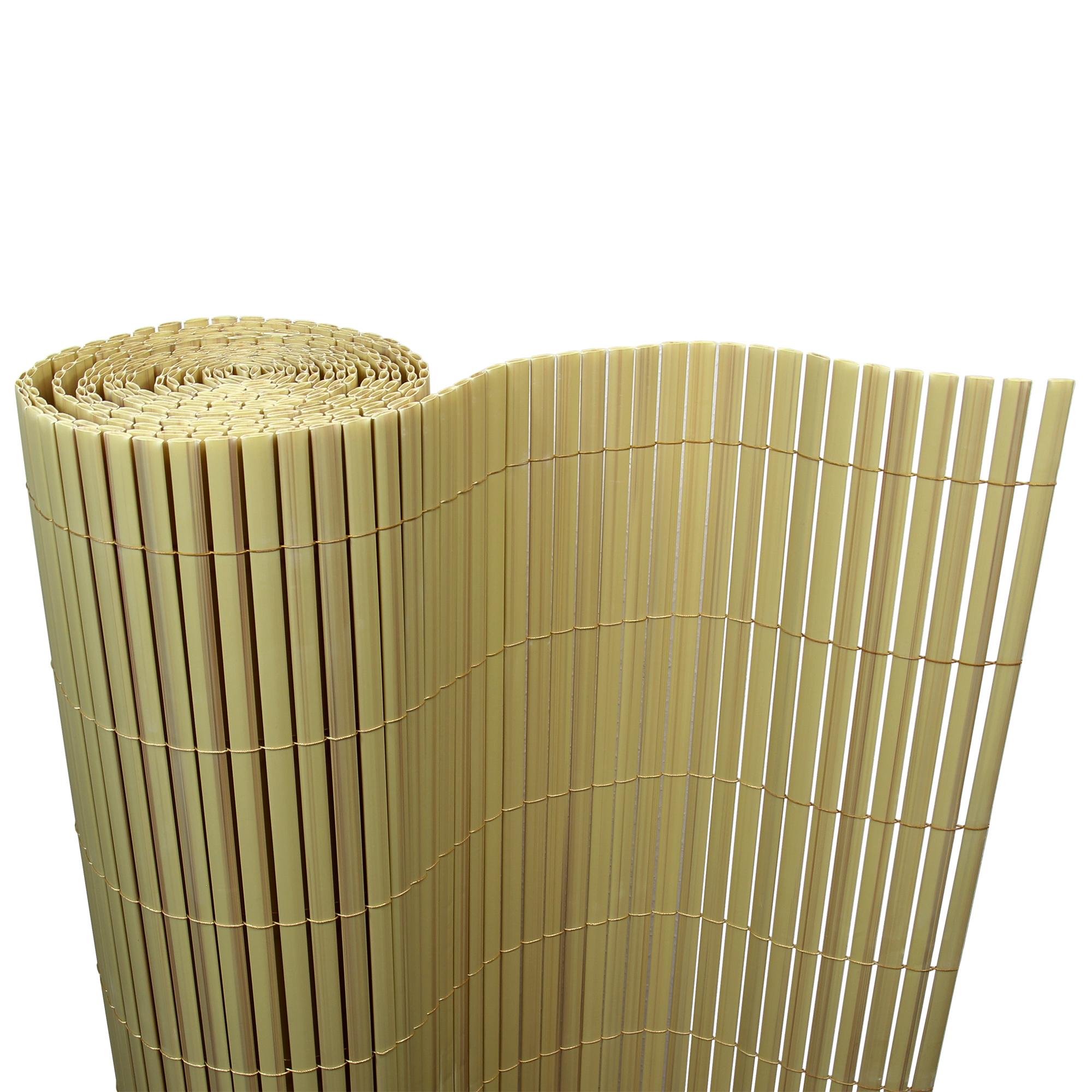 Balkon Sichtschutz Pvc Bambus Möbel Ideen und Home Design