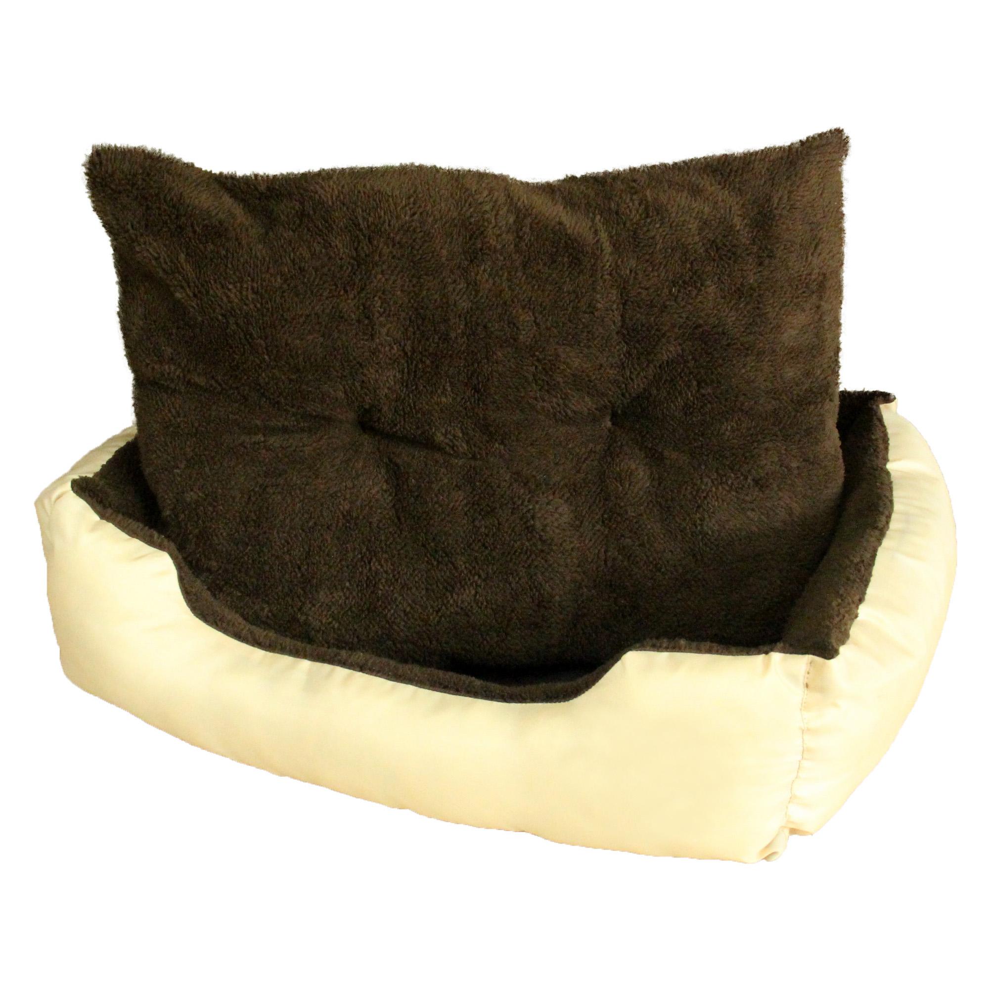 Peluches lit pour chien doux pour votre favori! Que ce soit un chien