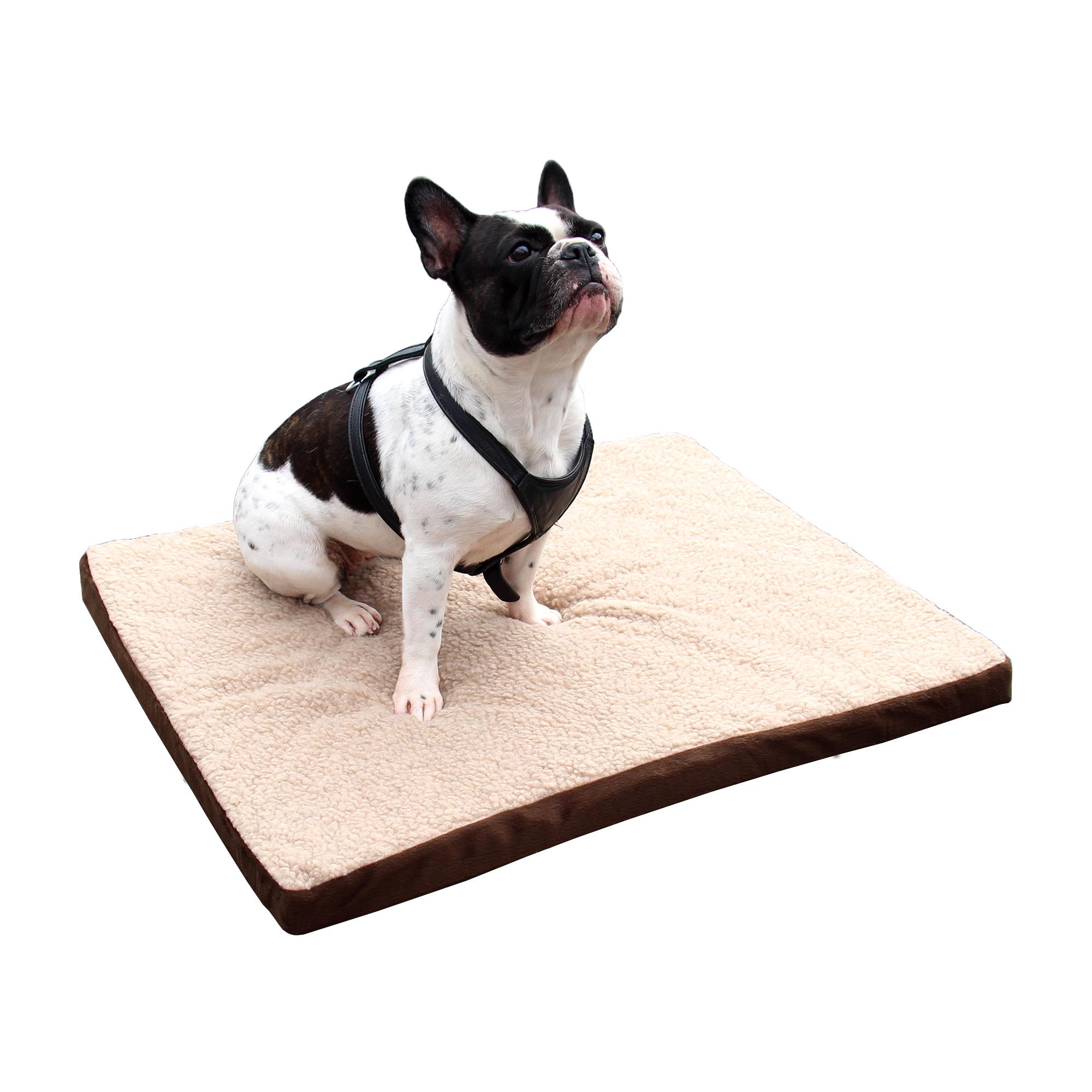 Ortopedici cuscino cani viscosa tappetino per letto cane materasso - Cane pipi letto ...