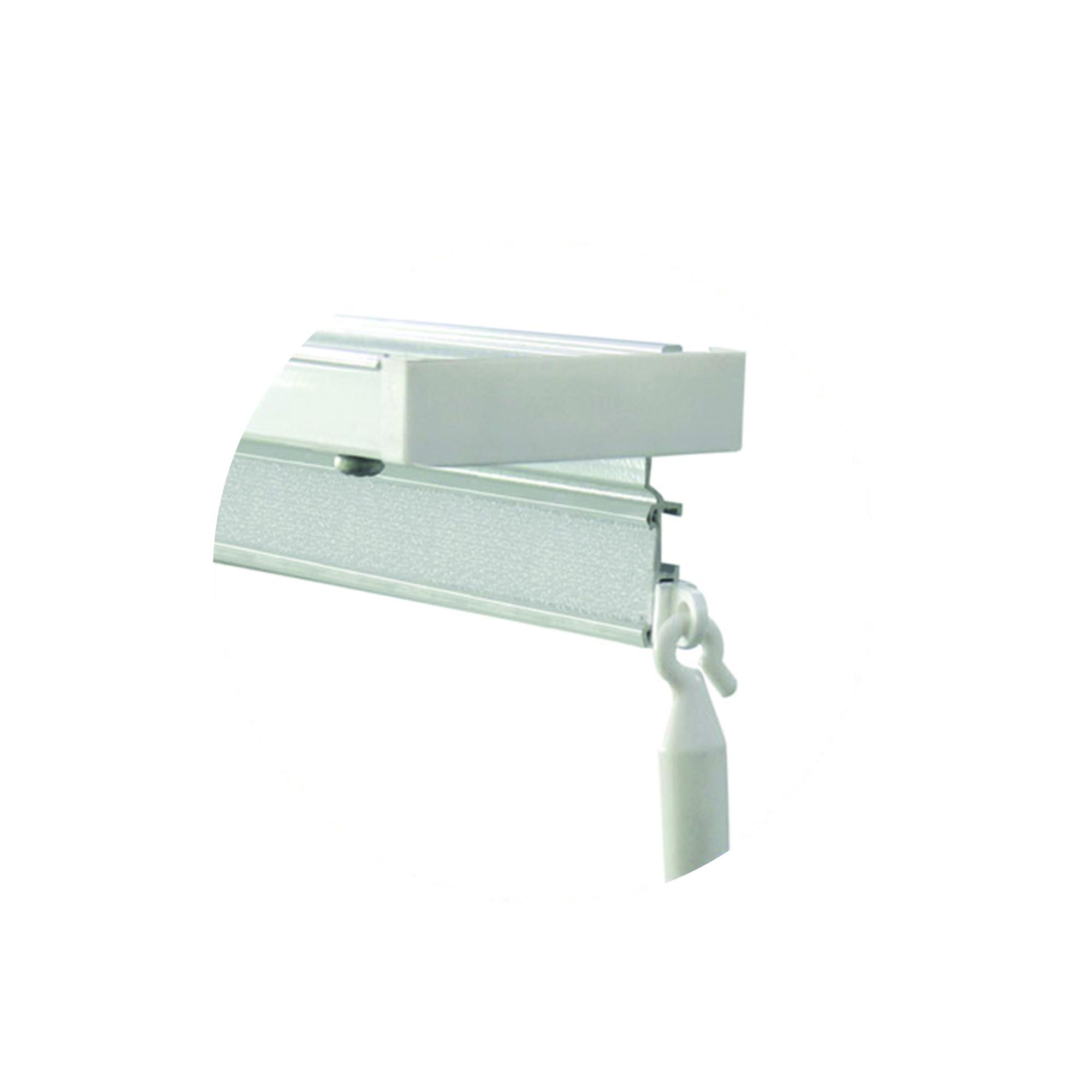 aluminium gardinenschiene fl chenvorhang schiene 3 l ufig f r schiebevorhang ebay. Black Bedroom Furniture Sets. Home Design Ideas