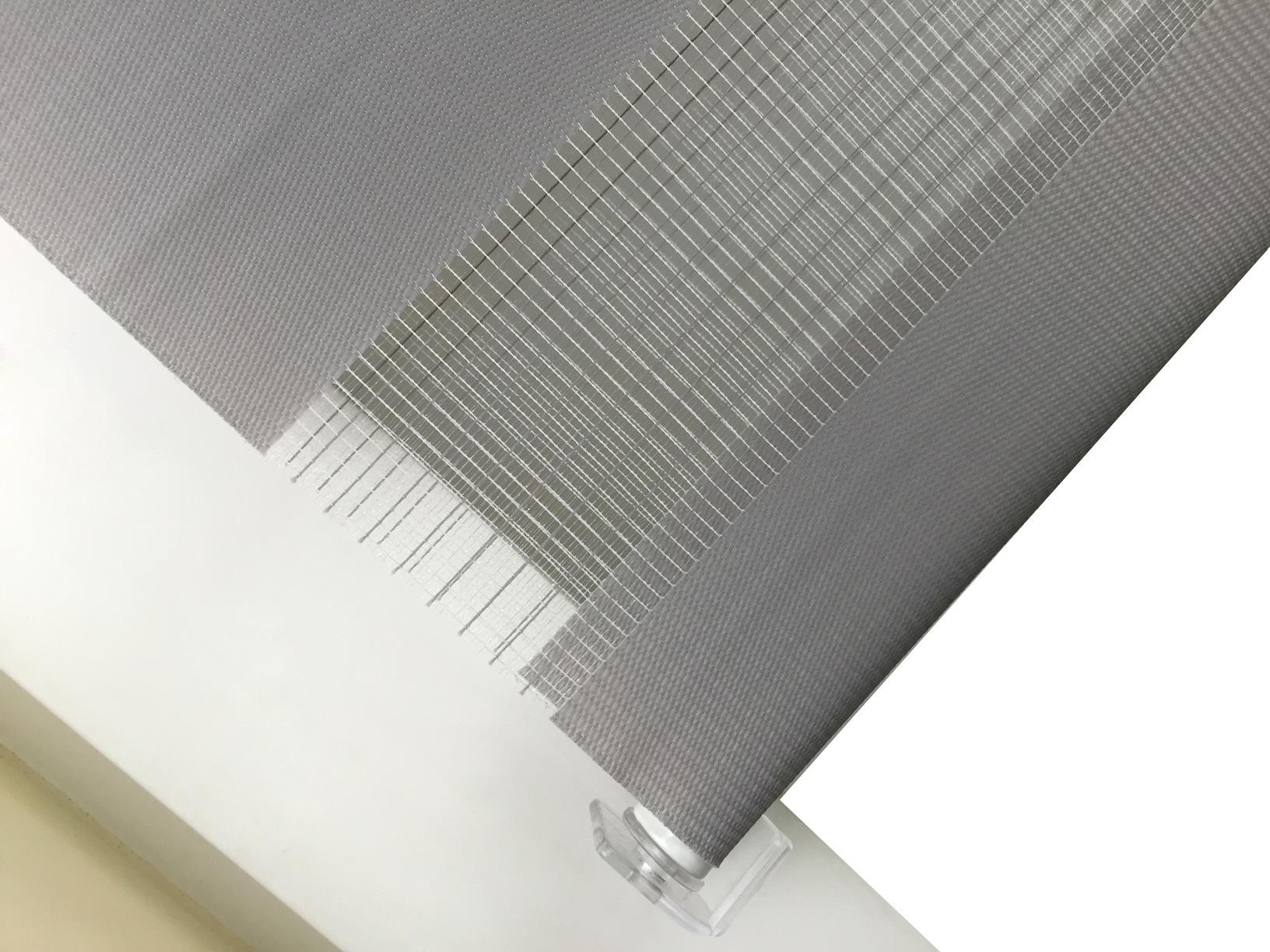 klemmfix duo rollo doppelrollo ohne bohren easyfix variorollo fenster klemmrollo ebay. Black Bedroom Furniture Sets. Home Design Ideas