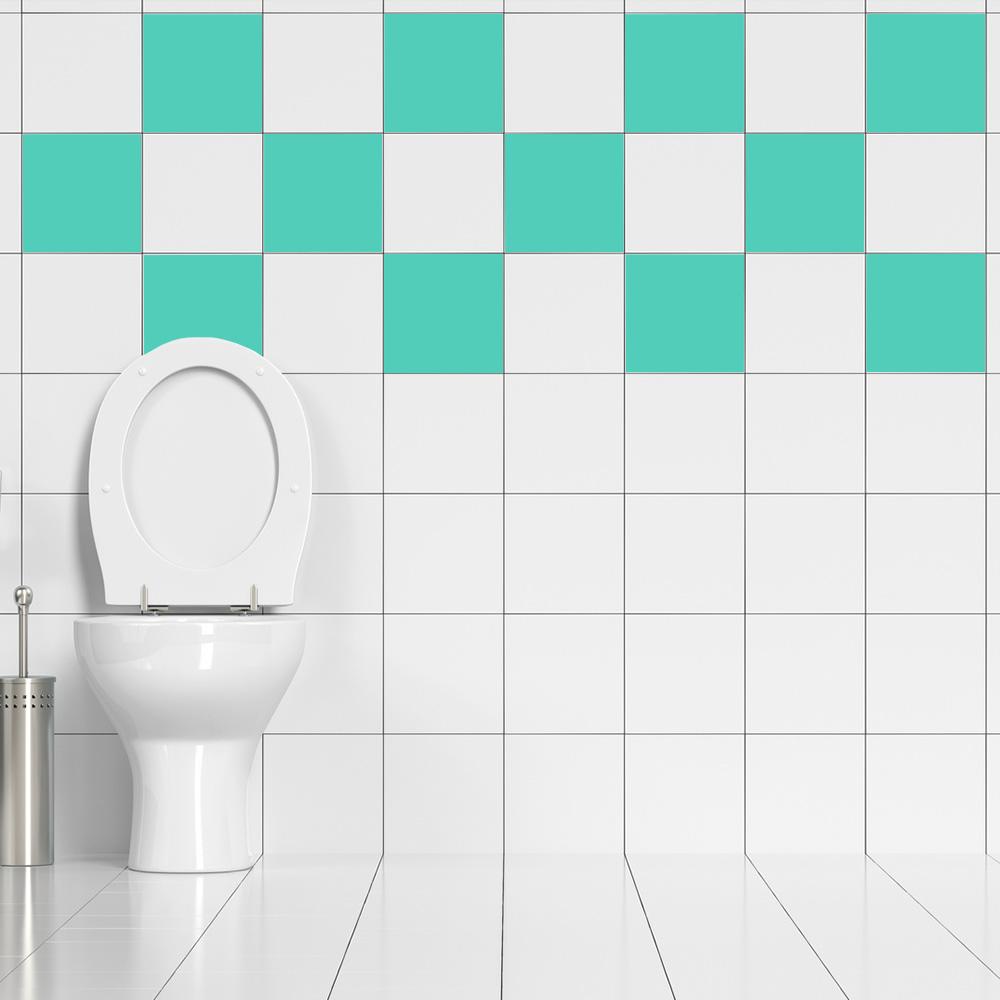 Fliesenaufkleber für Küche u Bad 15x20 cm Fliesen Aufkleber ...