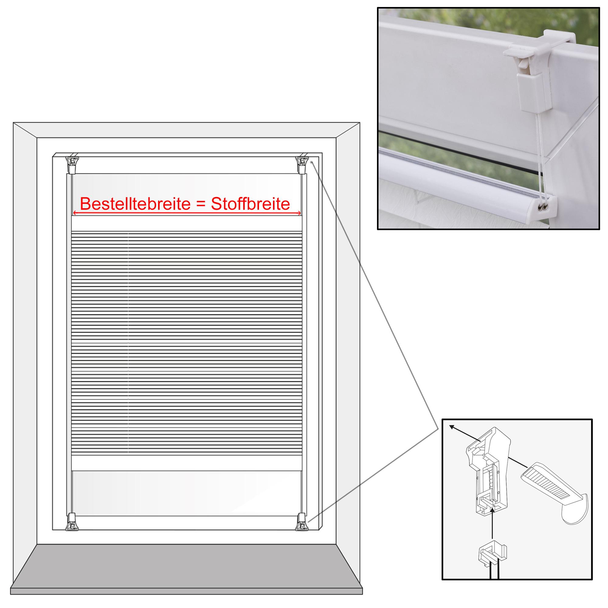 Erschwinglich Fensterplissee Bild Von Wohndesign Idee
