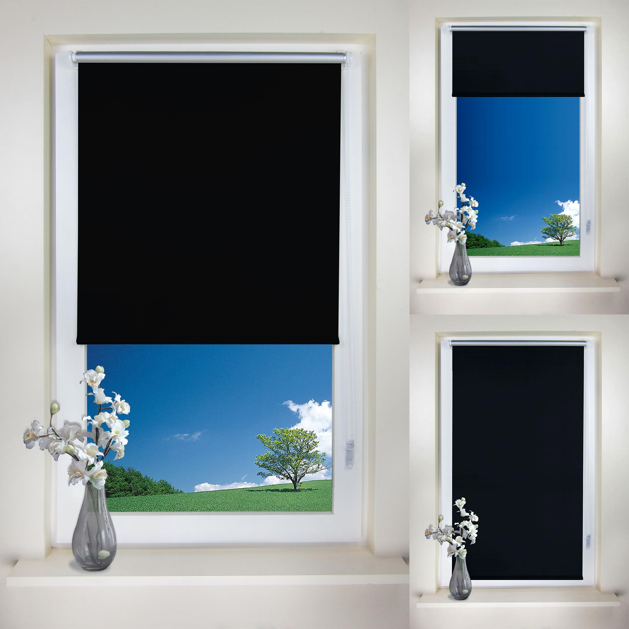 verdunkelungsrollo verdunklungsrollo klemmfix ohne bohren. Black Bedroom Furniture Sets. Home Design Ideas