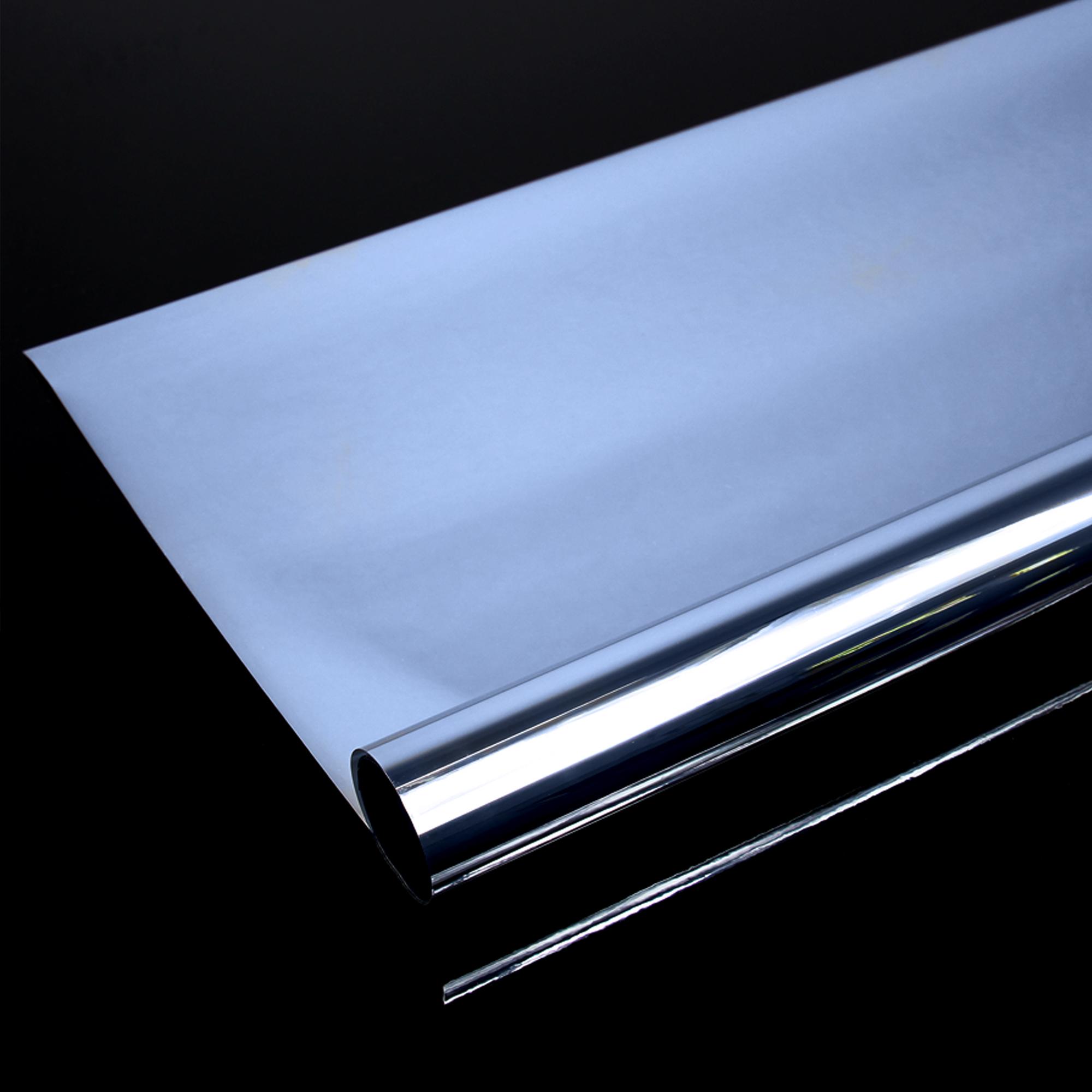 4 92€ m² Spiegelfolie Fensterfolie Spiegel Folie Fenster Glas